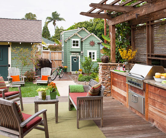 Bon 13 Mar 15 Fabulous Tips For Outdoor Living Spaces!